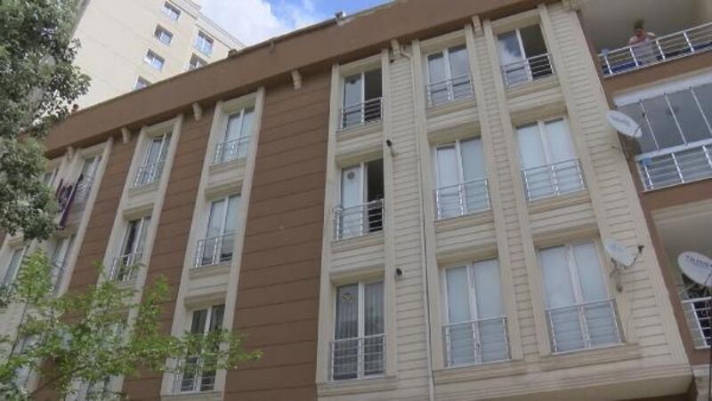 Esenyurt'ta 6 yaşındaki çocuk 2. kattan düştü