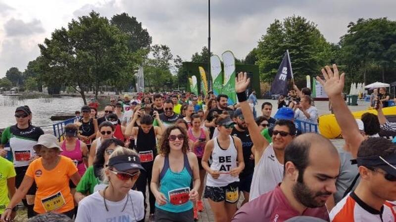Sapanca 5. Ultra Dağ Maratonu başladı
