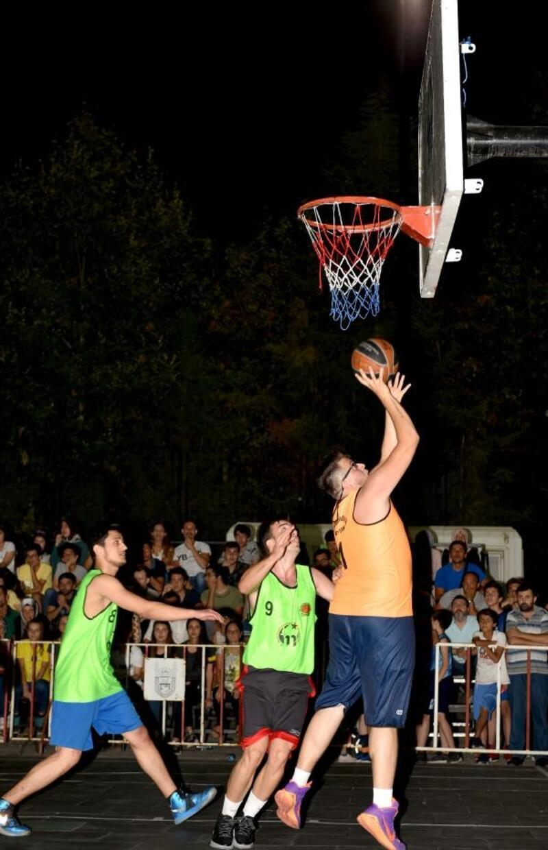 Mustafakemalpaşa'da 'Tatlıtop Basketbol Şöleni' başlıyor