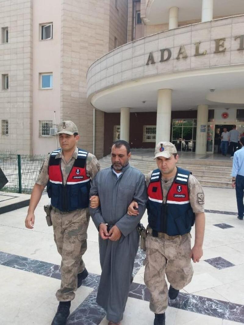 Akçakale'de yakalanan DEAŞ'lı terörist tutuklandı