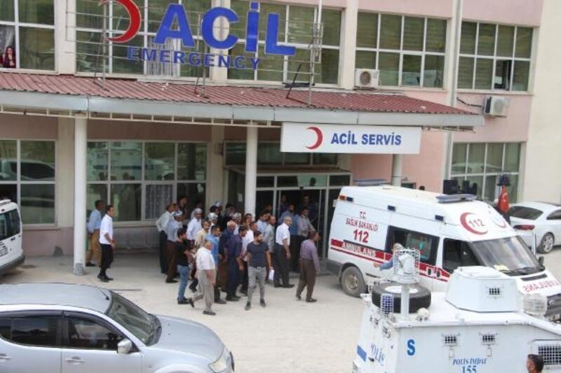 Şemdinli'de patlama: 2 çoban yaraladı