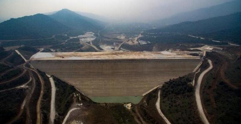 Rahmanlar Barajı'nın gövdesi bu yıl bitiriliyor