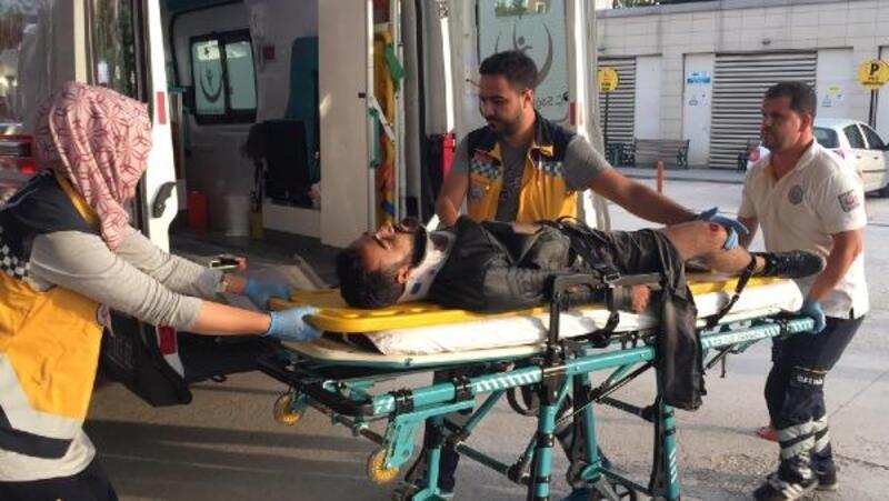 Şehidin kardeşi trafik kazasında öldü