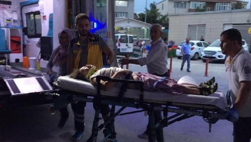 Balkondan düşen 8 yaşındaki Buğlem, ağır yaralandı
