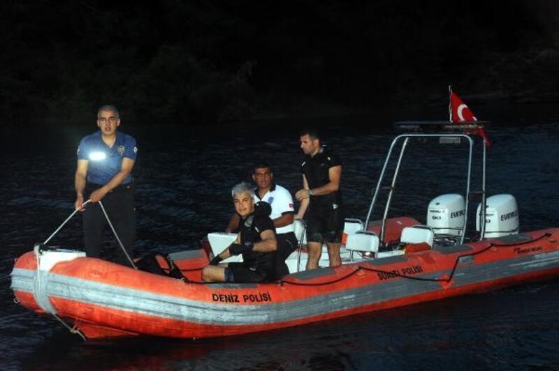 Göle giren 17 yaşındaki genç kayboldu