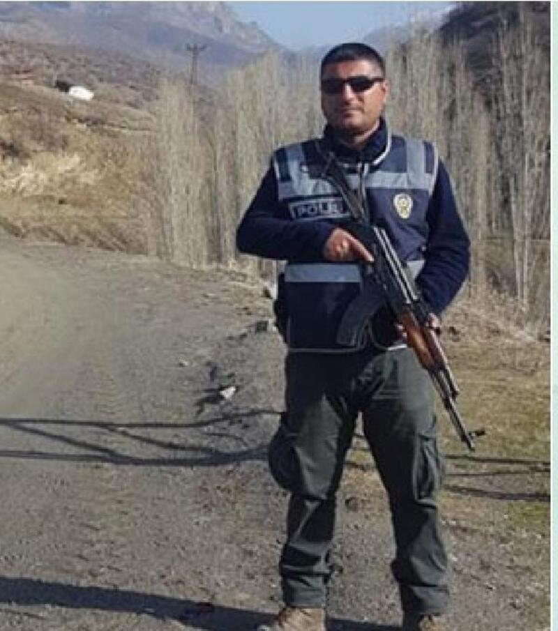 Kazara kendisini vuran polis memuru, 9 gün sonra öldü