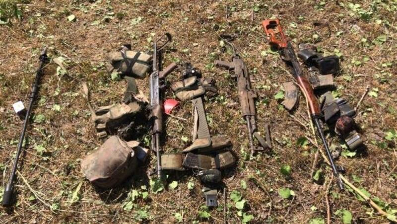 Bitlis'te, 3 PKK'lı terörist etkisiz hale getirildi