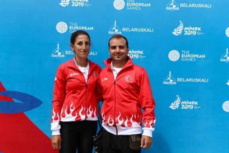 Türkiye, 2'nci Avrupa Oyunları'ndaki ilk madalyasını okçulukta kazandı