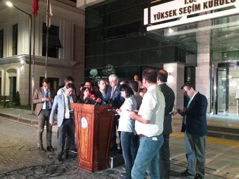 YSK Başkanı Güven: Mazbata hak edene teslim edilecektir