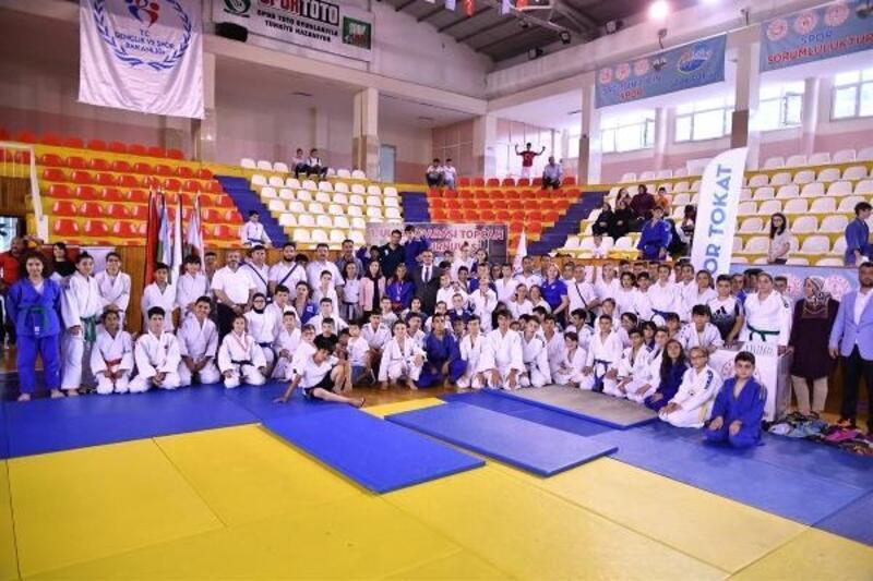 Uluslararası Topçam Judo Turnuvası sona erdi