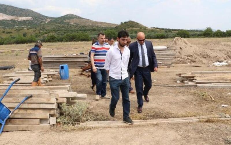 Akhisar'a katı atık transfer istasyonu