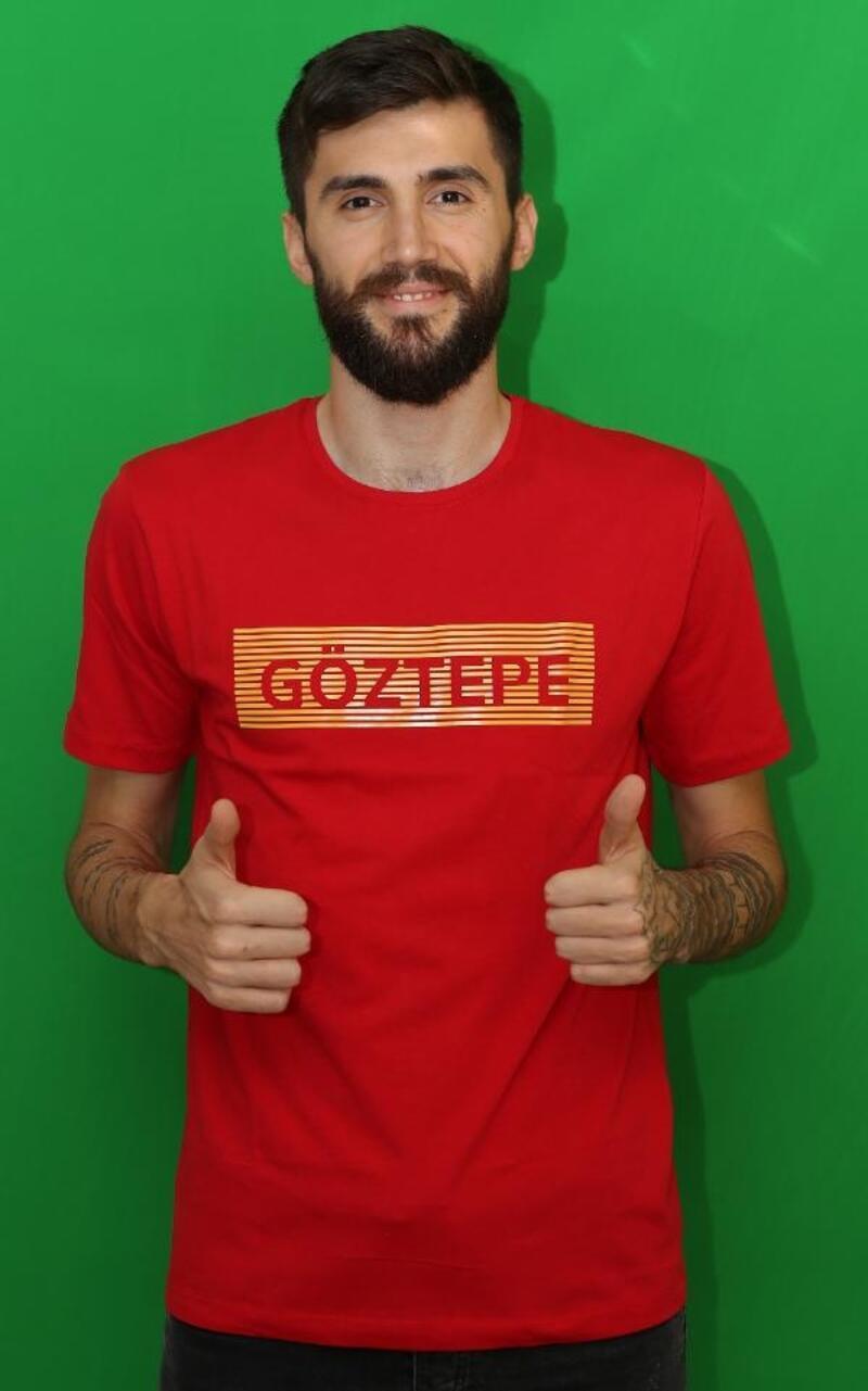 Göztepe'de Veli imzayı attı