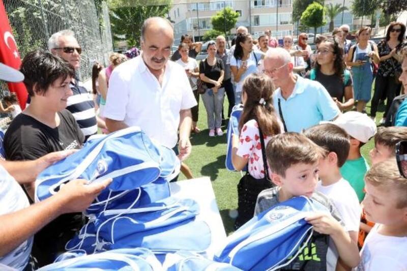 Mudanya Yaz Okulları'nda ilk dönem başladı