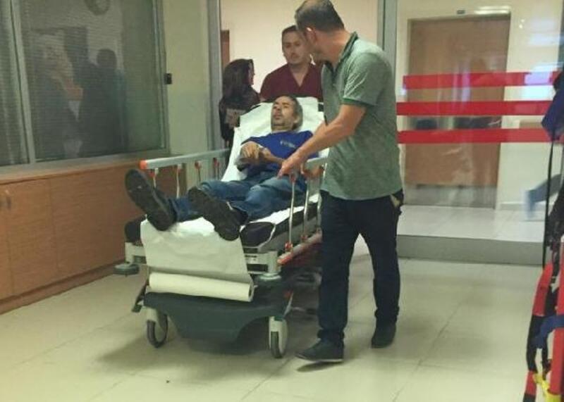Kolunu makineye sıkıştıran işçi yaralandı