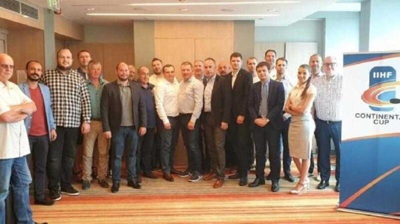Kıtalararası Buz Hokeyi Kupası'na İstanbul ev sahipliği yapacak