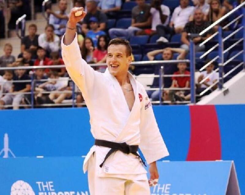 Avrupa Oyunları'nda ilk altın madalya judodan geldi