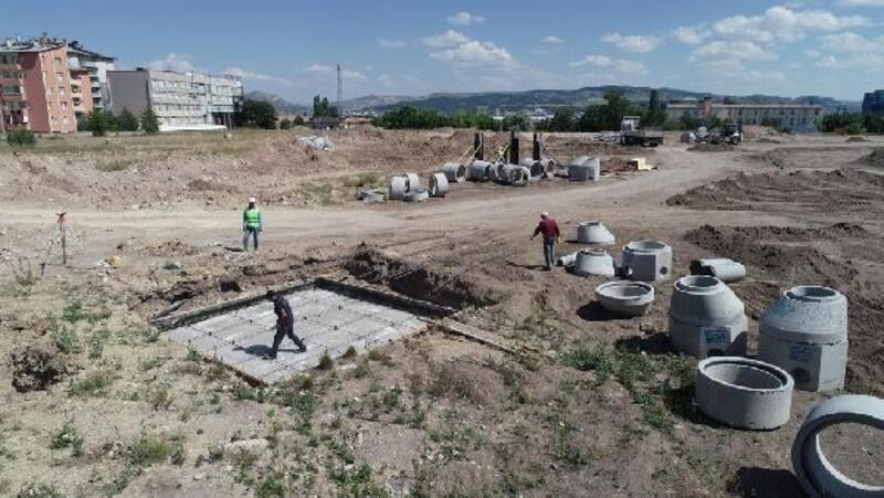 Anadolu'nun en büyük 'Millet Bahçesi' Sivas'a yapılıyor