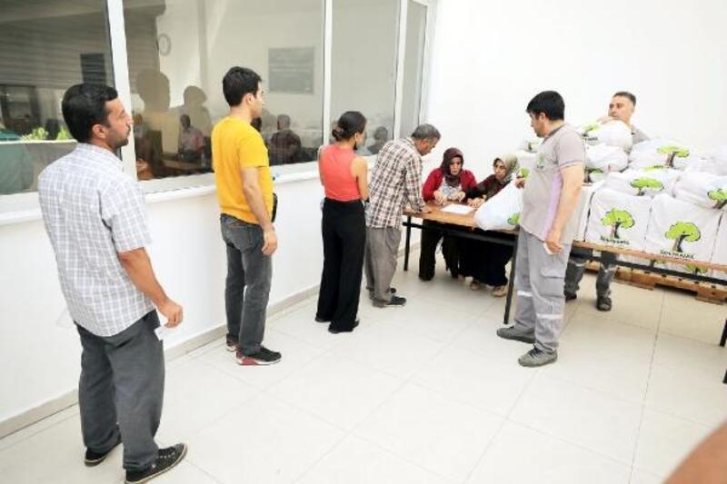 Şehitkamil'den 537 çölyak hastasına yardım