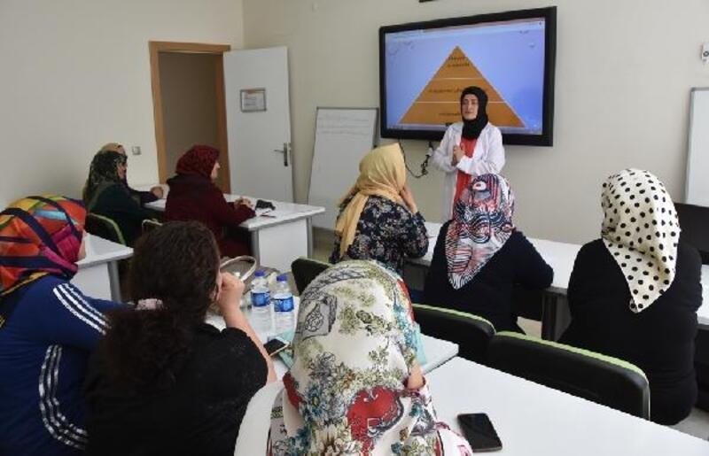 Kocasinan Akademi'den 'aile içi iletişim' kursu