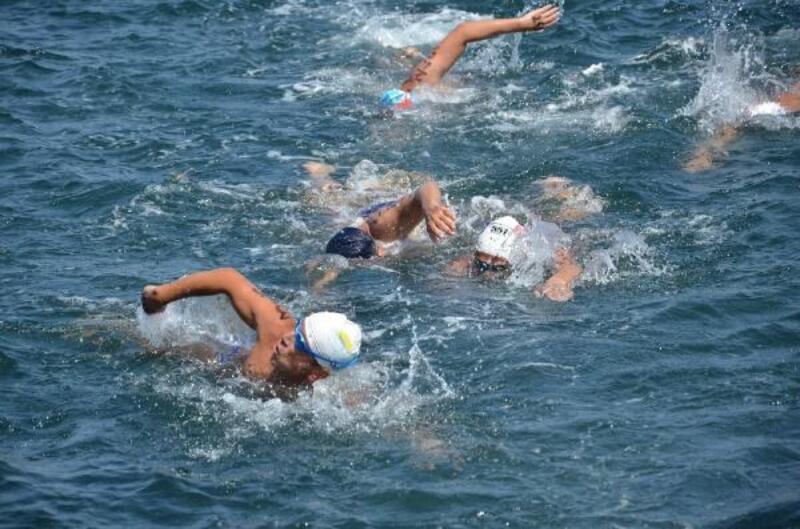 Denizcilik Bayramı Urla'da yüzme yarışıyla kutlanacak