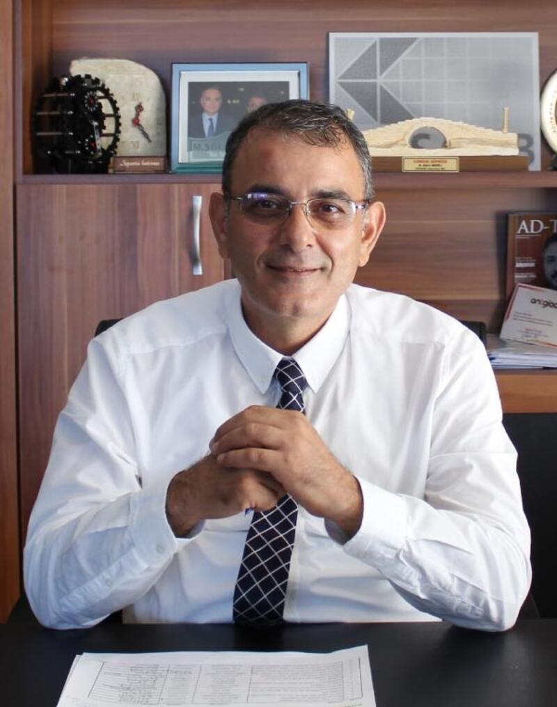 KOSGEB İl Müdürü Mısırlı'ya yeni görev