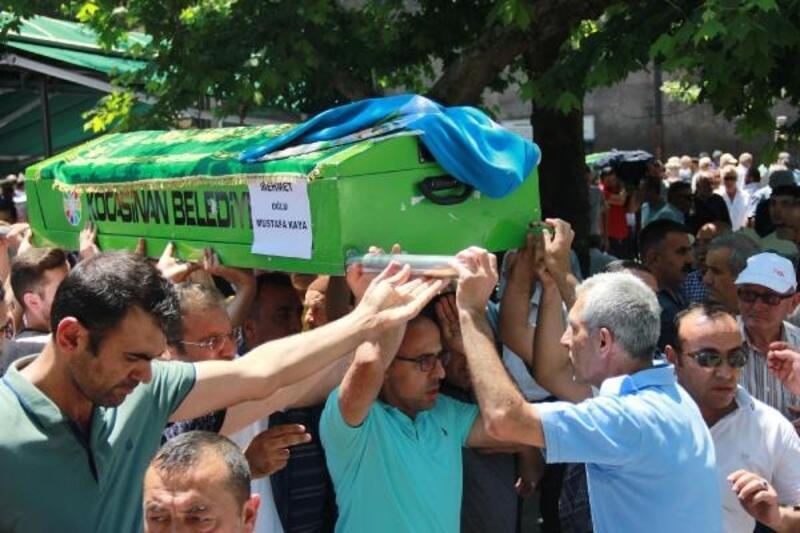 Kayseri'de balkondan düşen 9 yaşındaki Mustafa öldü