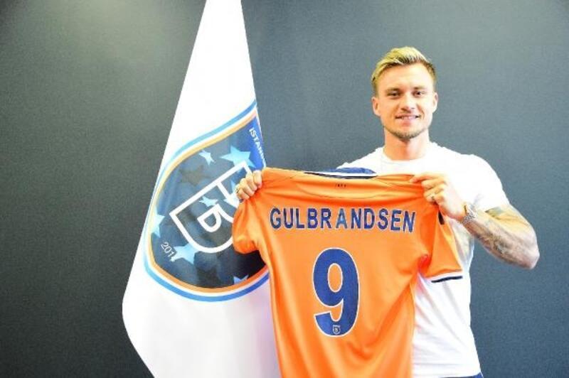 Fredrik Gulbrandsen Başakşehir'de