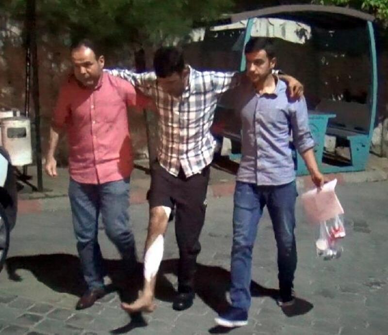 Kahramanmaraş'ta kız kavgası: 1'i bekçi, 2 yaralı