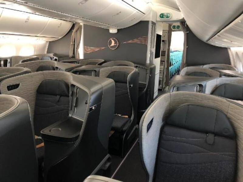 THY'nin ilk 'rüya uçağı' yarın İstanbul'da olacak, uçağın ismi için anket başlattı