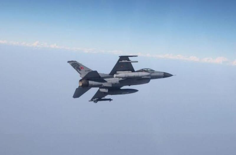 Irak kuzeyinde PKK hedefleri vuruldu, 3 terörist etkisiz hale getirildi