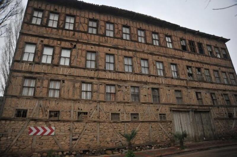 Orhangazi'deki tarihi evler turizme kazandırılmayı bekliyor