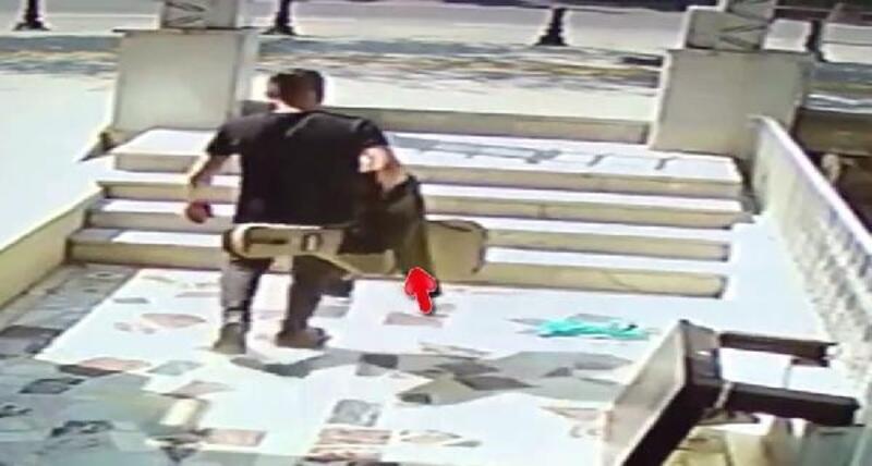 Otomobilden gitar hırsızlığına tutuklama