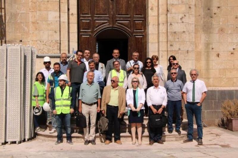 Gaziantep'te Anadolu Arkeoloji ve Kültürel Miras Enstitüsü toplantısı