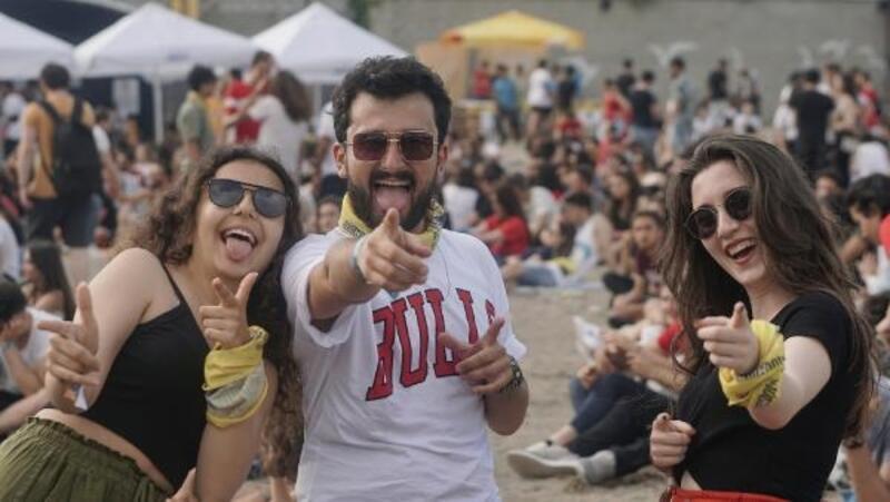 Samsun Gençlik festivali sona erdi