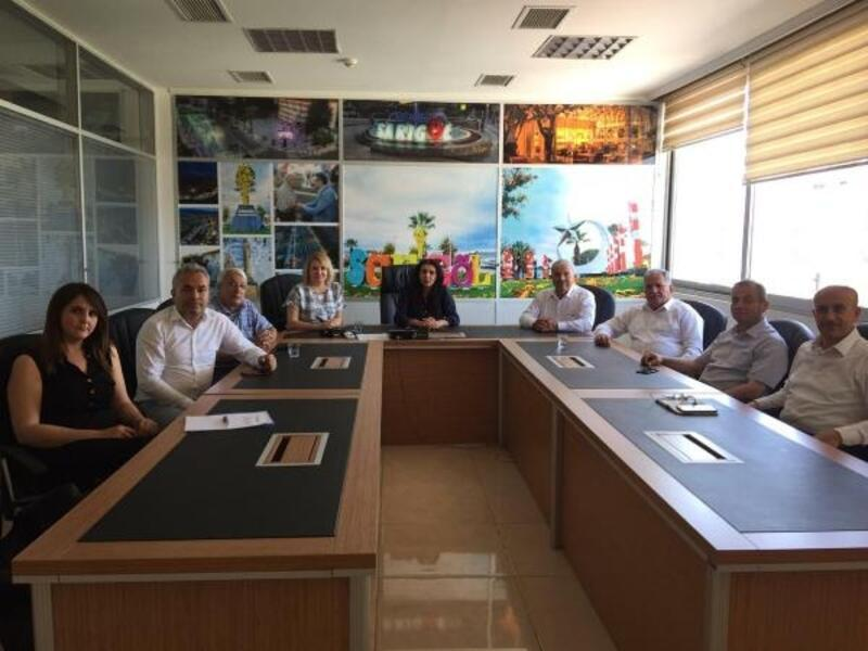 Engelliler ve Hadın Hakları Komisyonu Sarıgöl'de toplandı