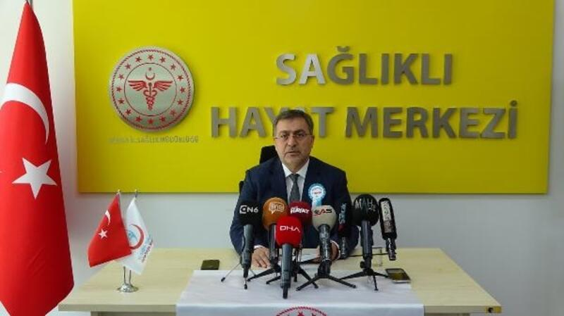 """Bursa İl Sağlık Müdürü Özcan Akan; """"Dünyada 31 milyon uyuşturucu bağımlısı var"""""""