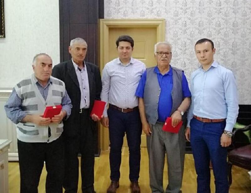 Kıbrıs gazilerine 'Milli Mücadele' madalyası verildi