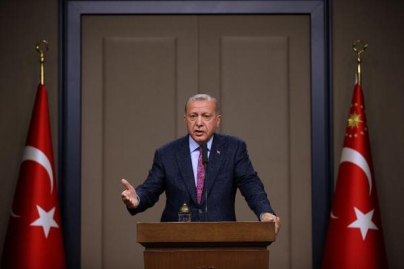 Erdoğan: Sayın Kılıçdaroğlu kendi söylüyor, kendi dinliyor