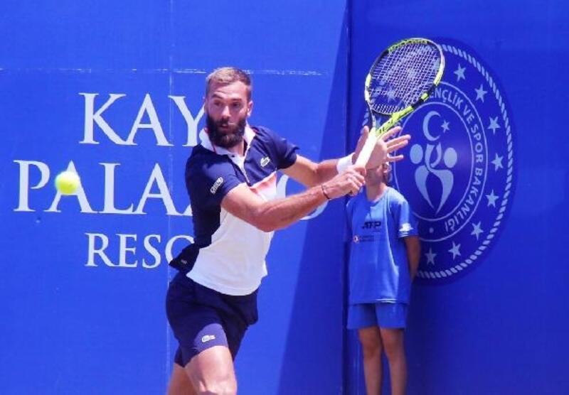 Antalya Open'da heyecan devam ediyor