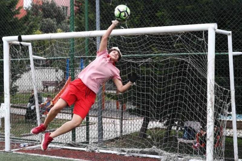 Milli takımda oynayacak kadın futbolcular yetişecek