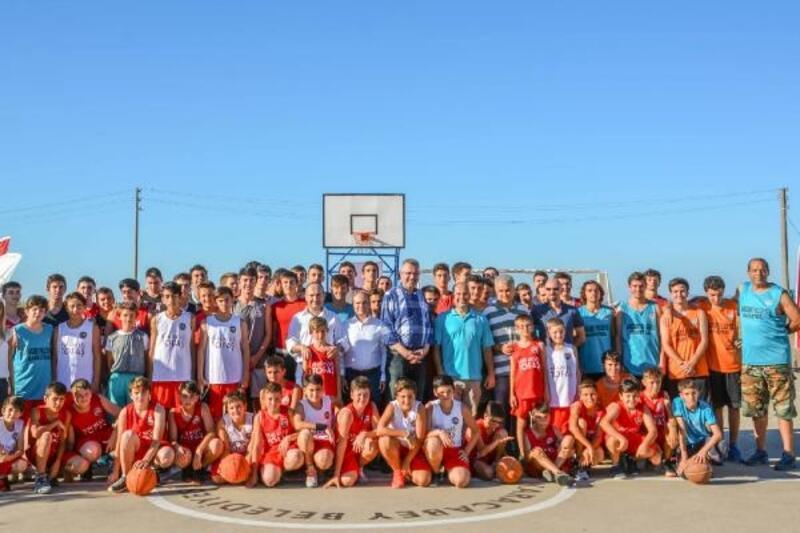 Karacabey'de Yaz Spor Okulları heyecanı başlıyor