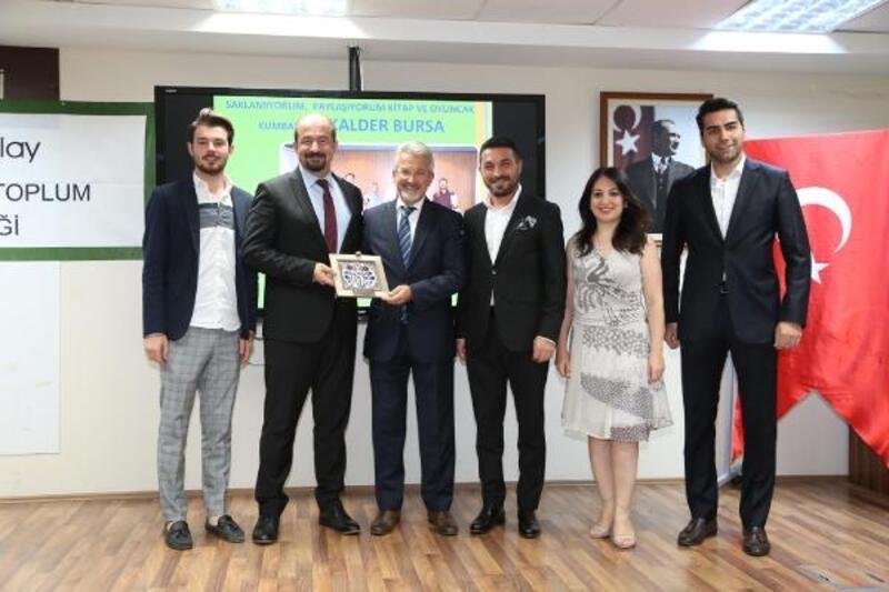 Kent Bostanları'na 'Kente Katkı' Ödülü