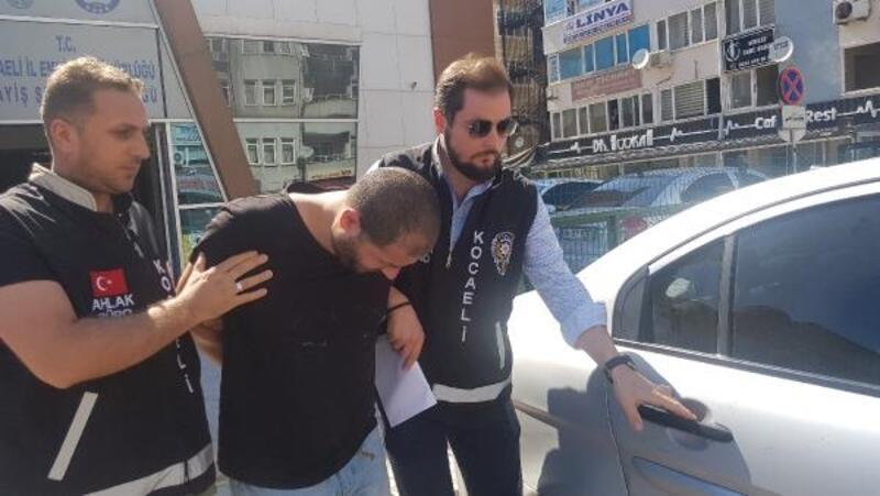 İzmit'te fuhuş operasyonu: 3 gözaltı