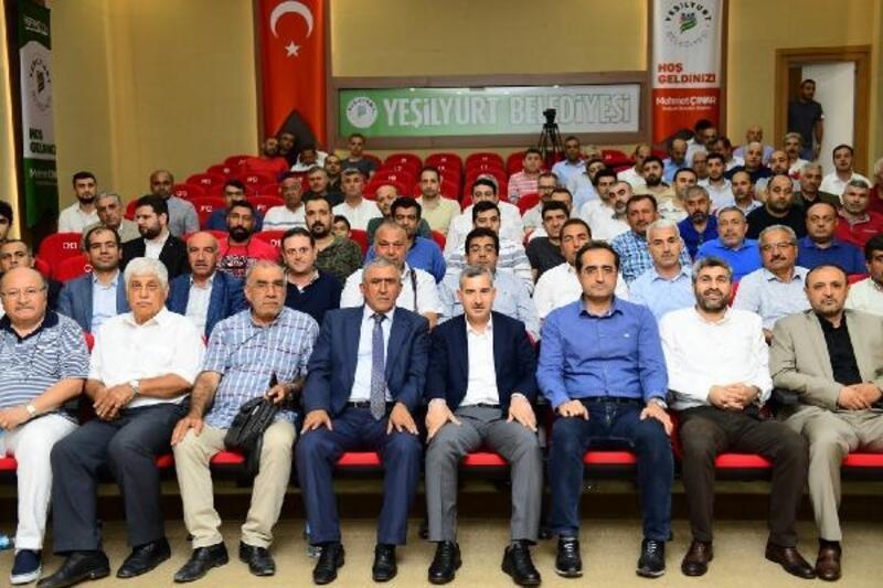 Malatya Yeşilyurt Belediyespor Kulüp Başkanlığına Orhan Barman seçildi