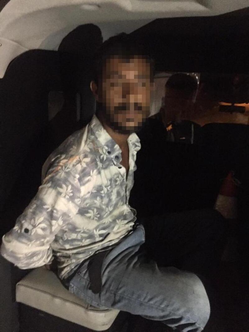Apartmandan bebek ve pazar arabası çalan şüpheli tutuklandı