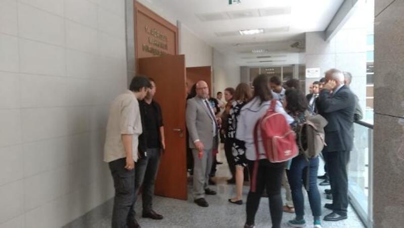 ABD İstanbul Başkonsolosluğu irtibat görevlisi Metin Topuz'un tahliye talebi reddedildi