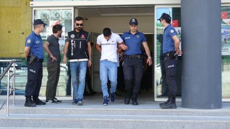 Bursa'da 1 kilo bonzai ele geçirildi, 7 gözaltı