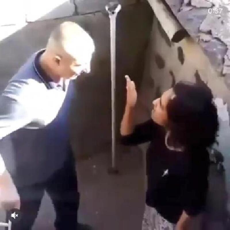 Yengesini dövüp, bıçakla saldırdı