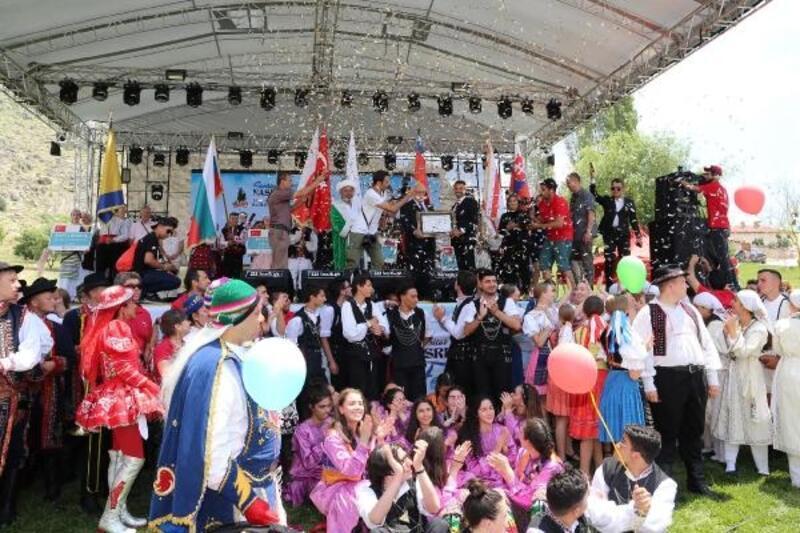 Sivrihisar'da Nasreddin Hoca Festivali'ne renkli açılış