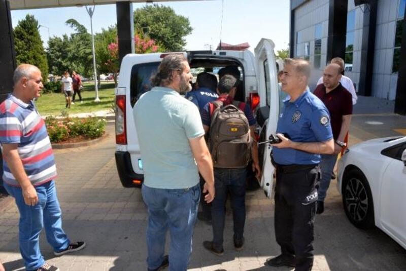 Yolcu otobüsündeki kaçaklar için şoföre kişi başı 1415 lira ceza